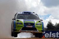 【WRC 2006】第14戦オーストラリア、グロンホルム脱落、ヒルボネン待望の初優勝!ロウブがタイトル獲得!!の画像