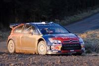 最終第15戦も、シトロエン&ローブの完勝!【WRC 08】