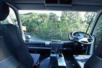 メルセデスベンツ・ウニモグU300(24AT)【試乗記】の画像