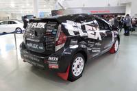 競技車両には、昨年に続き「トヨタ・アクア」が使用される。