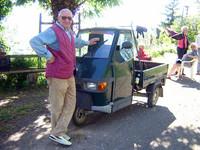 トメアの最初の「アペ」である「キャタライズド」。(2006年5月)