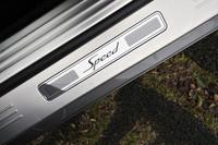 サイドシルには「Speed」の文字が刻まれる。