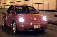 【Movie】VWニュービートルターボ(4AT)の画像