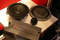 ボストン・アコースティックスは最上級のZシリーズの後継といわれる「SPZシリーズ」を参考出品。
