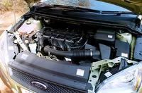 フォード・フォーカス 1.6(FF/4AT)【試乗記】の画像