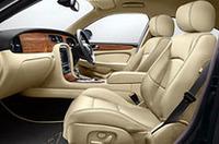 「ジャガーXJR」に50台のみの限定車「リミテッド」の画像