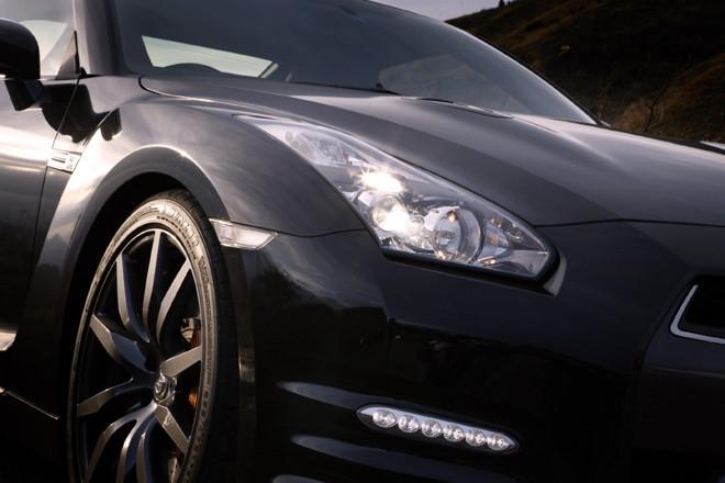 日産GT-Rブラックエディション(4WD/6AT)【試乗記】
