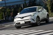 トヨタC-HR G-T(4WD/CVT)【試乗記】