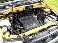 フォード・エスケープ V6 3000XLT「イエローエスケープ」(4AT)【ブリーフテスト】の画像