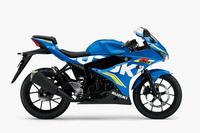 スズキがスポーツバイクの新型「GSX-R125」を発売の画像