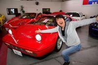 新たに購入した「フェラーリ328GTS」のお値段は諸経費込みで980万円なり。(写真=池之平昌信)