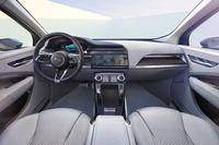 【LAショー2016】ジャガー、電気自動車のコンセプトカーを公開の画像