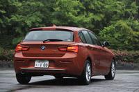 試乗した「118dスタイル」の車両価格は365万円。ガソリンの「118iスタイル」より21万円高価。