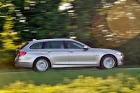 新型BMW5シリーズツーリング発売の画像