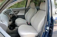 トヨタ・イスト 180G(FF/4AT)/150X(4WD/CVT)/150X(FF/CVT)【試乗記】の画像