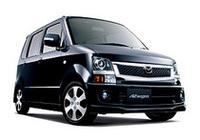 マツダ、「AZ-ワゴン」を一部改良し、新モデルも追加
