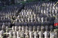 遍路道は信仰の道である。45番岩屋寺。