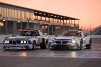 BMWモータースポーツのトリコロールカラー。その意味を知っていますか?