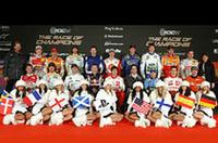 異種カテゴリーのトップドライバーが集結、「レース・オブ・チャンピオンズ」開催の画像