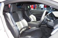 新型「NSX」のシート。