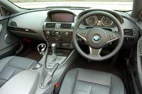 BMW 645Ciカブリオレ(6AT)【ブリーフテスト】の画像