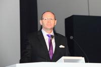 ロールス・ロイスのアジアパシフィック担当リージョナルディレクター、ポール・ハリス氏。
