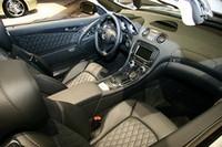 新型メルセデス・ベンツ「SL AMG」発表の画像