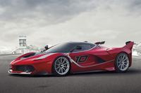 「フェラーリFXX K」