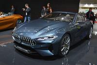 「BMWコンセプト8シリーズ」