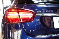 リアコンビランプには「クリスタルルック」を採用。後続車からの視認性を高められている。