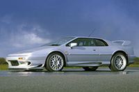 ロータス「エスプリ V8」最終生産分を発売の画像