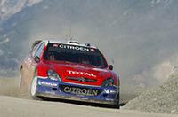 【WRC 2005】第7戦トルコ、ロウブ/シトロエン独走で4連勝!の画像