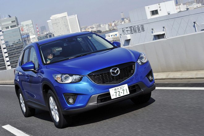 マツダCX-5 20S(FF/6AT)/CX-5 20S(4WD/6AT)【試乗記】