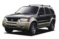 フォード「エスケープ」特別装備車を限定発売の画像