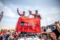 第41回ダカールラリーでトヨタが初の総合優勝 【ニュース】