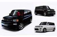 モデリスタ、「bB」のカスタマイズ車とパーツを発売の画像