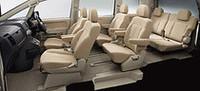 三菱「デリカD:5」2列目キャプテンシートの7人乗り追加