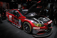 「Grand Am GX MAZDA6 SKYACTIV-D Racing」