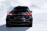 「スバル・レヴォーグ」に新たな最上級グレード「STI Sport」追加設定の画像