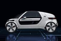 「ニルス」は、ドイツ連邦交通省の支援を受けて「大都市通勤者のための電気自動車」として開発されたコンセプトカー。1人乗りである。