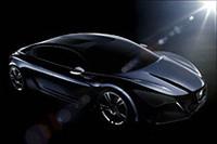 仏プジョー、コンセプトカー「RC」を発表【パリサロン08】の画像