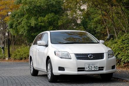 """トヨタ・カローラフィールダー1.5X """"Gエディション""""(FF/CVT)【ブリーフテスト】"""