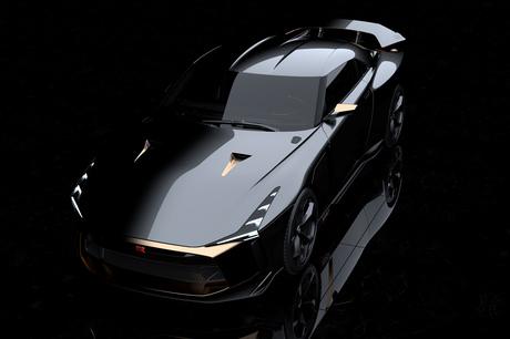 日産とイタルデザインが初の共同開発モデルとなるプロトタイプ車「Nissan GT-R50 by Italdesign」を公開。...