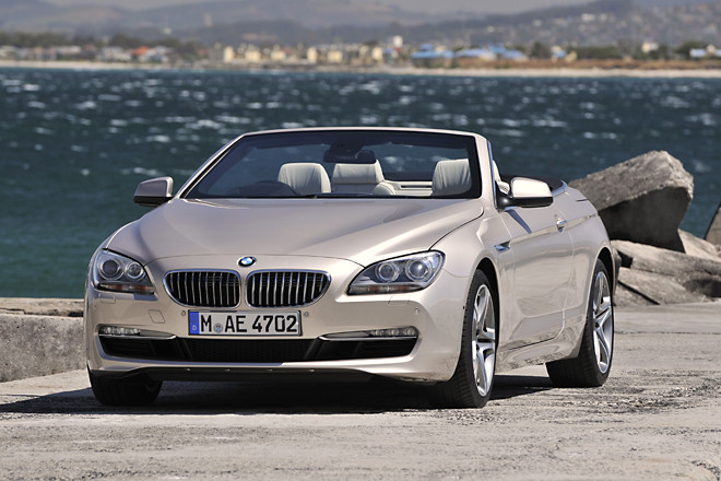 BMW650iカブリオレ(FR/8AT)【海外試乗記】