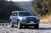 トヨタ・ハイラックスサーフ2700ガソリン 4WD SSR-G(4AT)【ブリーフテスト】