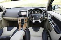 ボルボXC60 T6 AWD SE(4WD/6AT)【試乗記】の画像