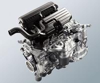 エンジンは、これまでのKF型ユニットがベース。燃費を極めるべく徹底的な改良が施された。