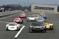 往年の名車がMINEに集結――日本初「ルマン・クラシック」レース開かれるの画像