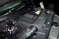 5リッターV8スーパーチャージドエンジン