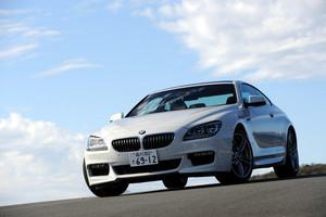 BMW 650iクーペ(FR/8AT)【試乗記】